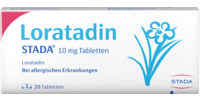 LORATADIN STADA 10 mg Tabletten