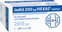 JODID 200 HEXAL Tabletten