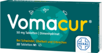 VOMACUR-Tabletten